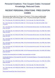 Personal Creations Free Coupon Codes By Melis Zereng - Issuu Qvc Coupon Code 2013 How To Use Promo Codes And Coupons For Qvccom Personal Creations Discount Coupon Codes Knight Coupons Center Competitors Revenue Employees Personal Website Michaels Bath Body Works 15 Off 40 10 30 5 Btn Code Steam Game Employee Perks Human Rources Uab Talonone Update Feed Help Lions Deal Free Shipping Ldon Drugs Policy Bubble Shooter Promo October 2019 Erin Fetherston Shipping Pizza Hut Eat24 Brand Deals