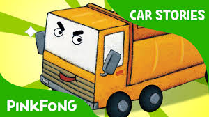 Tippie, The Dump Truck | Car Stories | PINKFONG Story Time For ...
