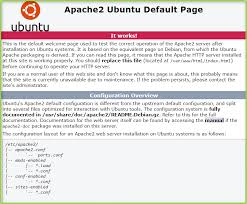 Install Lamp Ubuntu 1404 Tasksel by How To Install Lamp On Ubuntu 16 04 U2013 Ec2 Instance