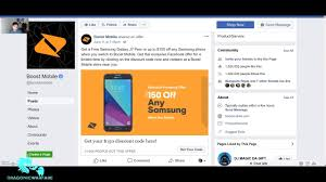 $150 Off Any Samsung Galaxy Phone Facebook Promo Coupon (Boost Mobile) HD How To Edit Or Delete A Promotional Code Discount Access Pin By Software Coupon On M4p To Mp3 Convter Codes Samsung Cancels Original Galaxy Fold Preorders But Offers 150 Off Any Phone Facebook Promo Boost Mobile Hd Online Coupons Thousands Of Printable Find Codes For Almost Everything You Buy Astrolux S43s Copper Flashlight With 30q 20a S4 Free Online Coupon Save Up Samsung Sent Me The Ultimate Bundle After I Weddington Way Tablet 3 Deals Canada Shooting Supply Premier Parking Bwi Coupons