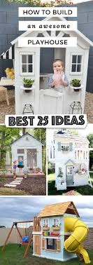 25+ Unique Wood Playhouse Ideas On Pinterest | Childrens Outdoor ... Backyards Amazing Here 34 Big Backyard Playhouse Target Cozy Oceanview Wooden Swing Set Playsets Discovery Kid Outdoor Savannah 6x4 Sets Toys R Us Home Decoration Captains Loft Heartland Industries Best 25 Craftsman Kids Playhouses Ideas On Pinterest Wood Kids Playhouses The Depot Excellent 64 Timber Georgian 32 Hereford Back Bay Houses