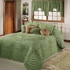 Bedding Matelasse Bedspread Full Size Bed forter Suede