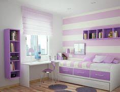 30 Dream Interior Design Teenage Girl Bedroom Ideas