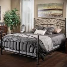 Macys Headboards And Frames by Manchester Gilded Slate King Bed Metal Bed Frame Beds