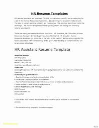 Hr Sample Resume For Nursing School Application Graduate Stunning New