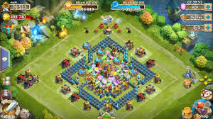 Pumpkin Duke Castle Clash 99 by Castle Clash Bought Phantom King Pack Youtube