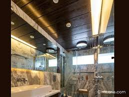 bathroom false ceiling alternative materials and costing civillane