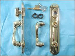 Peachtree Patio Door Replacement by Peachtree Sliding Door Handle Set Polished Brass