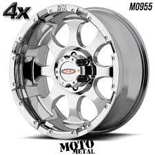 4 Moto Metal MO955 16