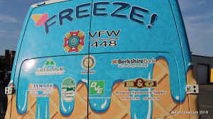 Pittsfield Police's New Ice Cream Truck Debuts At Parade ...