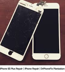 iPhone 6S Plus fixed in minutes We fix cracked screens and more