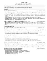 Resume Samples For Lecturer In Computer Science Valid Format Puter Inspirational Of