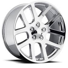 Dodge Ram SRT10 Replica Wheels | FR 60 | Factory Reproductions