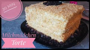 milchmädchen torte in 30 minuten fertig