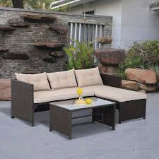 Courtyard Creations Patio Table by 100 Outsunny Patio Furniture Assembly Instructions