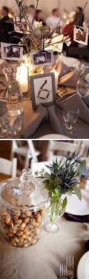 Creative Non Floral Wedding Centerpieces