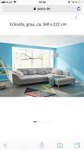 poco sofa 1 monat benutzt wer es diese woche holt 650