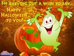 Free Halloween Ecards by From Horror Expressions To Trick Or Treat Wishes 123greetings Com