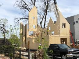 100 Haus Construction A New House In Atlanta Raises The Potential For Roof