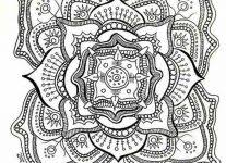 Images Free Coloring Pages For Adults Printable Hard To Color 53 Your Pictures With