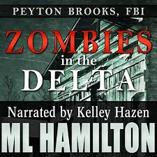 Zombies In The Delta Audiobook Cover Art