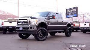100 Lifted Trucks For Sale In Utah 2013 D F250 XLT Wheels Tires 67L Turbo Diesel