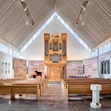 100 Church Interior Design BNIM Resurrects Missouri Church With Lightwells And Exposed