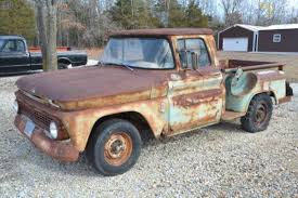 Classic 1963 Chevrolet C10 Short Wheel Base Stepside Pickup For Sale ...