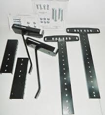 Leggett And Platt Headboard Attachment by Headboard Brackets For Leggett U0026 Platt Adjustable Beds Picclick