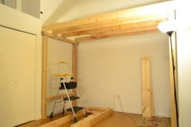 How To Build A Loft Bed With Storage Stairs by How To Build A Loft Diy Step By Step With Pictures