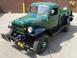 100 Old Military Trucks For Sale 1946 Dodge Power Wagon Gateway Classic Cars 934DET 0 A1 Truck