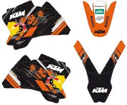 kit deco 125 sx 2004 kit deco factory universel ktm sx 98 06 exc 98 07