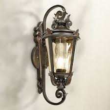 bellagio collection 20 1 2 high outdoor wall light 90534