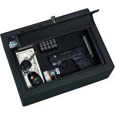 Cabelas Gun Safe Battery Replacement by Sentrysafe Quick Access Pistol Safe Black Walmart Com