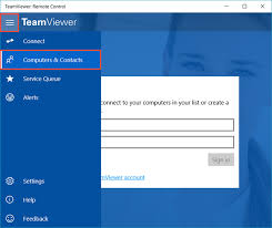 How to use the TeamViewer Remote Control app for Windows 10 and
