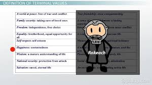 Terminal Values Definition Examples
