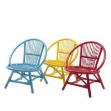 chaise de jardin enfant idéal éclairage couleur pour collection enfants jardiland
