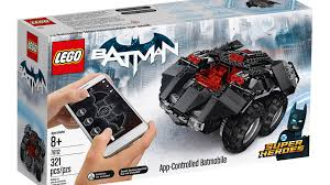 100 Lego Remote Control Truck LEGOs Launching A Buildable Appcontrolled Batmobile This August