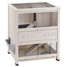animalerie lardon cage cottage mini
