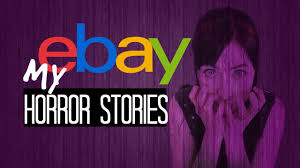 Halloween Contact Lenses Ebay by My Ebay Horror Stories Youtube