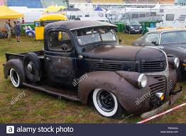 Rusty 1946 Dodge WD-15 Pro Touring Rat Rod Vintage Pickup Truck ...