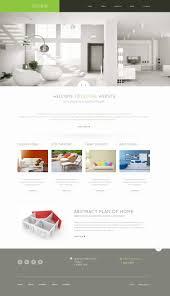 100 Home Interior Website Decor Responsive Template