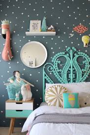 Girls Bedroom Wall Decor by Childrens Bedroom Wall Ideas At Innovative For Girls 736 1104