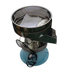 tamis electrique cuisine neuf rotatif vibrant tamis machine électrique shaker à tamis