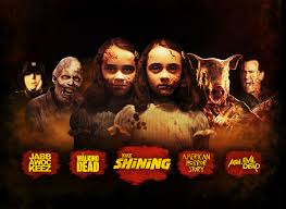 Syfy 31 Days Of Halloween 2017 by Video Gives Sneak Peek At U201cthe Shining U201d Maze Coming To Halloween