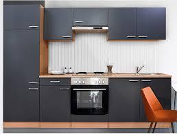 respekta küchenzeile 270cm ab 799 00 preisvergleich bei