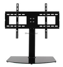 universal tv stand base wall mount for 37 55 flat screen tvs