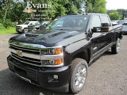 100 Chevrolet Diesel Truck New 2019 Silverado 2500HD From Evans