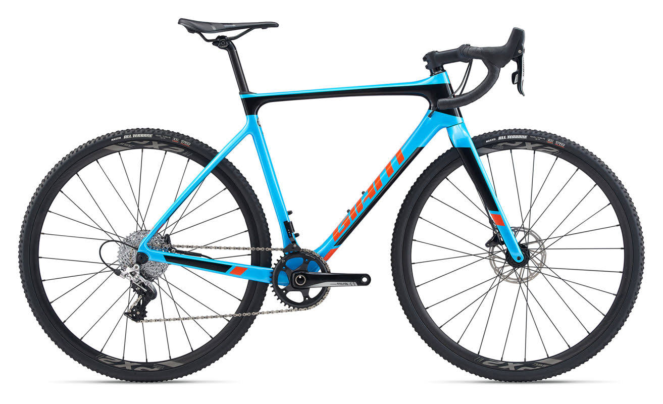 Giant TCX Advanced Pro 2 2020 Cyclocross Bike Olympic Blue