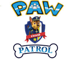 Paw Patrol Chase Clipart 26